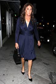 caitlyn jenner wears same dress that kate middleton wore for her