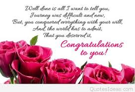 congratulations quotes sayings with pics and wallpapers