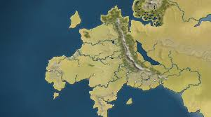 Fantasy World Map by Profantasy Community Forum Wip Fantasy World Map 13th Age Style