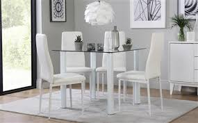 glass dining sets furniture choice