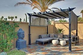 Outdoor Slate Patio 33 Stone Patio Ideas Pictures Designing Idea