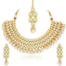 wholesale necklace set images Buy gemsjewellery bollywood style heavy bridal jewelry set gold jpg