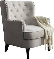 carter tufted arm chair u0026 reviews joss u0026 main tufted arm chair in