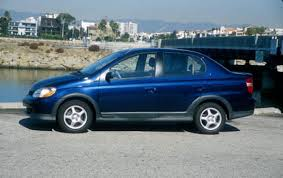 2003 toyota echo information and photos zombiedrive