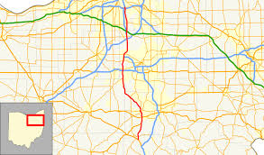 Map Of Southern Ohio by Ohio State Route 21 Wikipedia