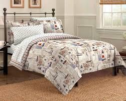 Bed In Bag Sets Nautical Bedding King Comforter Set Bed Bag