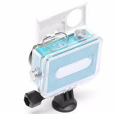 aliexpress com buy original xiaoyi yi waterproof case for xiaoyi