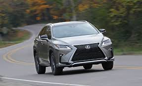 new lexus rx 2017 2017 lexus rx in depth model review car and driver