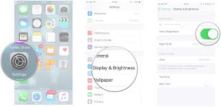 turn light on iphone how to adjust your iphone s brightness settings imore