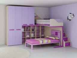 chambre fille lit superposé chambre enfant avec lits superposés sympa compact so nuit