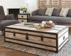 Trunk Style Coffee Table Trunk Coffee Table Design Decor Pinterest Trunk Coffee