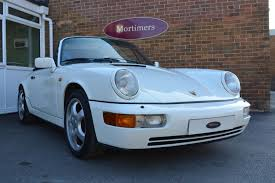 porsche sedan convertible used 1992 porsche 911 carrera 4 convertible for sale in west