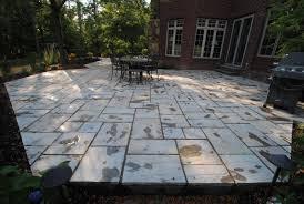 Unilock Holland Stone Stone Patios Solon Hudson Chagrin Gallery Hoehnen Landscaping