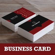 red black free business card template psd designsmag org