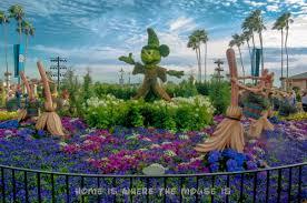 2015 epcot flower u0026 garden festival the blogorail