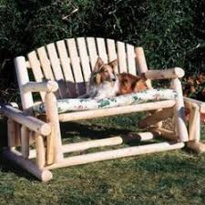 porch swings and adirondack gliders outdoor