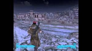 Fallout New Vegas Map Locations by Fallout New Vegas Finding Major Kieran Youtube