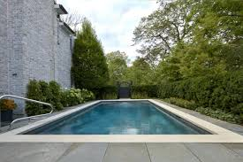 triyae com u003d narrow backyard pool various design inspiration for