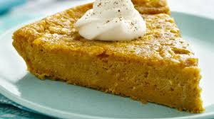 gluten free impossibly easy pumpkin pie recipe bettycrocker