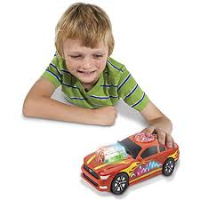 toddler mustang car kid galaxy ford mustang motorized irock iroll car toddler light