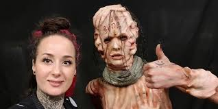 special effects make up disturbing special effects makeup creepy gallery