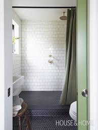 Kohler Bathroom Fixtures by Brass Bathroom Fixtures Mandy Milk U0027s Master Bath With Gray