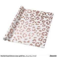 cheetah print tissue paper tissue paper 102382 cheetah print tissue paper 240 sheet recycled