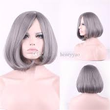 best shoo for gray hair for women cheap short wig curly granny grey hair wigs for black women