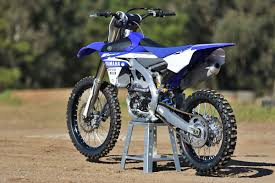 motocross bikes yamaha 2017 yamaha dirt bikes first impression motocross mtb news