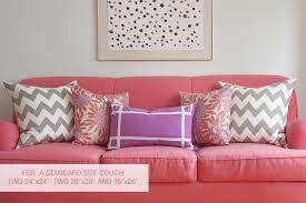 pillow sizes u2013 caitlin wilson