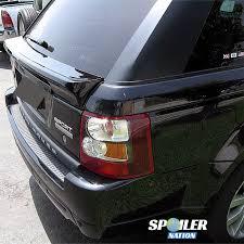 2010 2012 range rover sport tuner rear mid hatch spoiler