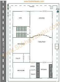Home Design For 30x60 Plot Vaastu Shastra West Facing House Plan Home Vastu Plans