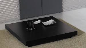 low coffee table cheap romantic black square decorations modern low coffee table of