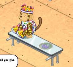 cafeteria benches a closer look at bake sale prizes crazy 4 webkinz