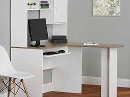 Desk L Shape Office Desk L Desk Office Mercury Row Ariana Piece Lshape Desk