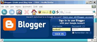 blogger com using blogger to create and publish a blog