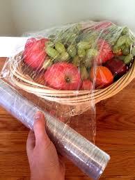 fruit basket gift easy dyi fruit basket gift idea melanie cooks