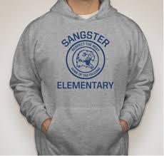 sangster elementary spiritwear custom ink fundraising