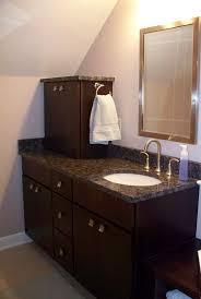 Cherry Vanity Bathroom Vanity Storage Syracuse Cny Mirror Cabinets