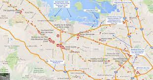 Silicon Valley Map Great Runs In Silicon Valley Overview U2013 Great Runs U2013 Medium
