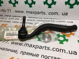 lexus gs is 4546039715 45460 39715 оригинал рулевой наконечник правый lexus gs is