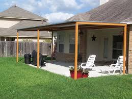 Detached Covered Patio Porch Covers Gable End Patio Cover Newberg Tnt Builders Aluminum
