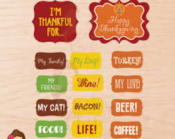 thanksgiving props thanksgiving props etsy