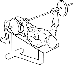 Bench Without A Spotter Decline Bench Press How To Work Your Lower Chest Pop Workouts