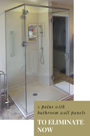 Bathroom Wall Shower Panels 174 Best Shower U0026 Tub Wall Panels Images On Pinterest Bathroom