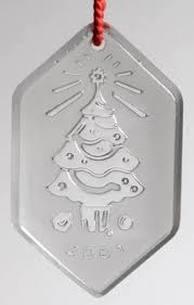 waterford songs of christmas ornament at replacements ltd