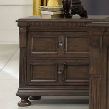 nightstand with usb port wayfair