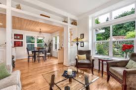Craftsman Design Homes Craftsman Designed Small Cottage With Cozy Courtyard Garden