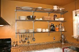 Small Kitchen Shelves - kitchen metal kitchen shelves kitchen organiser kitchen shelving