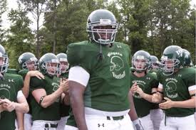 Mike Oher Blind Side The Blind Side By Parker Hurning